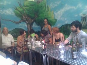 """Celebración del primer encuentro """"Cervezasverdes"""""""